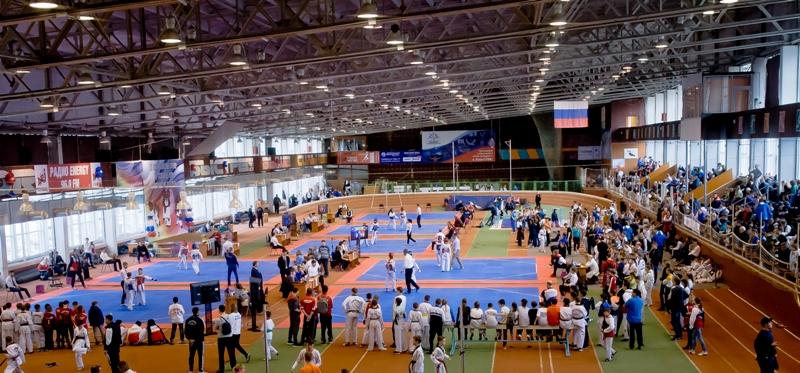 В Челябинск после 7-летнего перерыва вернулся Всероссийский турнир по тхэквондо ВТФ «Олимпийские надежды»
