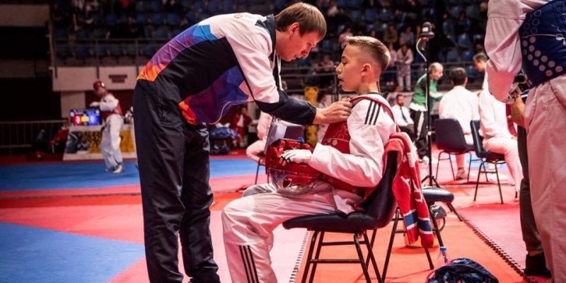 Серебро и 2 бронзовые медали на международном турнире в Сербии