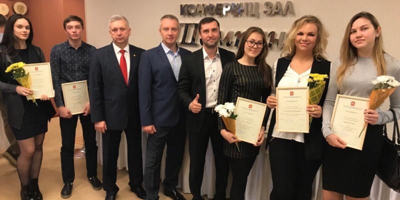 Награждение победителей и призеров IV летней Спартакиады молодежи России 2018 года