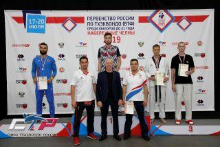 Данил Юрченко 3 место