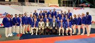 Чемпионат Европы по тхэквондо-2018 в Казани