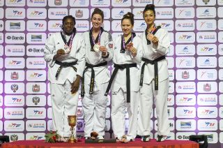 Иванова World TKD 2015 (16.05.2015) (-53F ; +73F and -54M) Semi and Finals-43