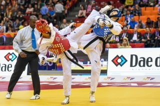 World TKD 2015 (13.05.2015) (F-46 and M-58 Semi and Finals)-22